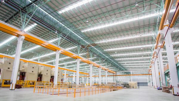 Особенности вентиляции производственных помещений